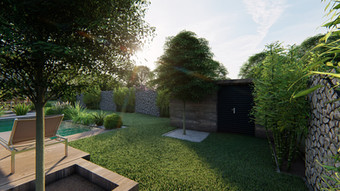 Proj 2 Vue 15 Les jart'dins de camille-https://www.architecte-paysagiste.eu