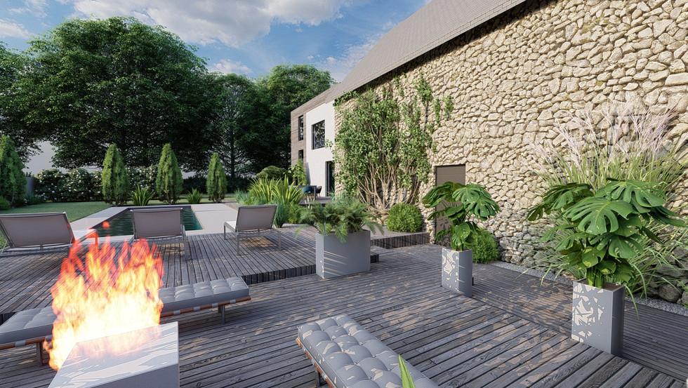Projet 12 Vue 11 www.architecte-paysagiste.eu