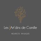 Logo Les jart'dins de camille meilleur architecte paysagiste en alsace grand-est. Les jardins de Camille architecte paysagiste Strasbourg Haguenau Brumath Ottrott .png