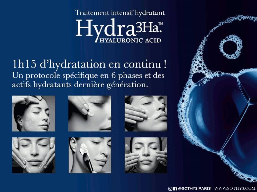 💦 Votre peau présente des signes de déshydratation ?  En été, la peau subit davantage les agressions extérieures (eau de mer/piscine, UV, pollution). C'est pourquoi le premier geste beauté est l'hydratation. 💦   Si vous avez des sensations ponctuelle