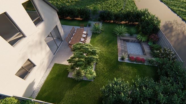 Projet 8 Vue 8 www.architecte-paysagiste.eu