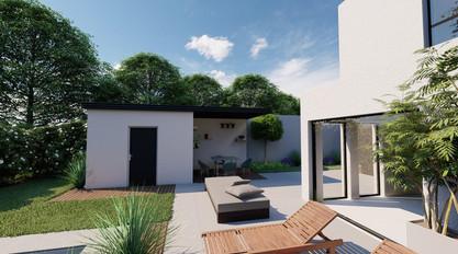 4 Projet 15 Vue 4 www.architecte-paysagi
