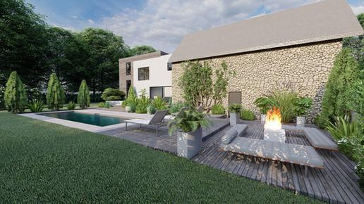 Projet 12 Vue 10 www.architecte-paysagiste.eu