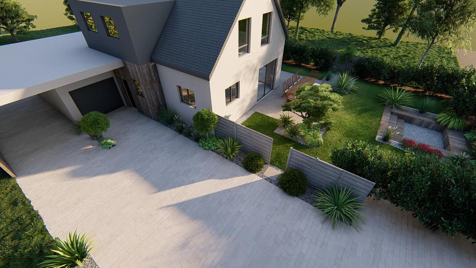 Projet 8 Vue 9 www.architecte-paysagiste.eu