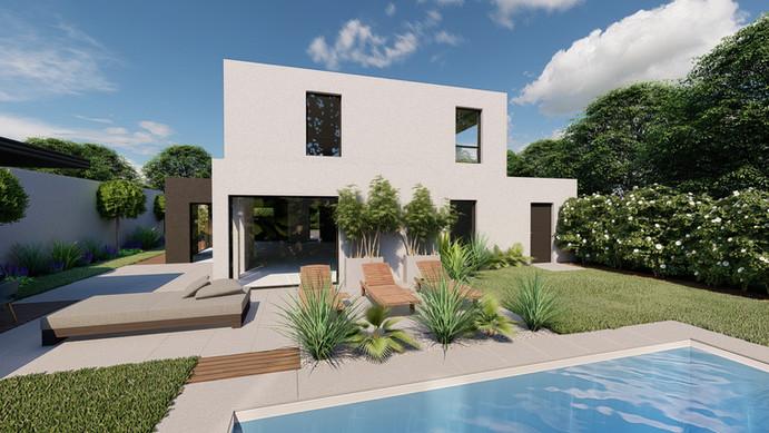 3 Projet 15 Vue 3 www.architecte-paysagi