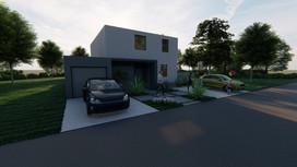 Projet 11 Vue 1 www.architecte-paysagiste.eu