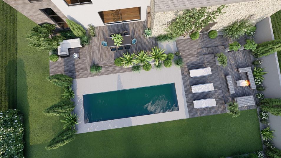 Projet 12 Vue 17 www.architecte-paysagiste.eu