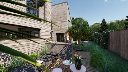 14 Projet 14 Vue 14 www.architecte-paysa