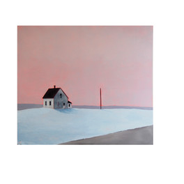 white house pink sky (2010)