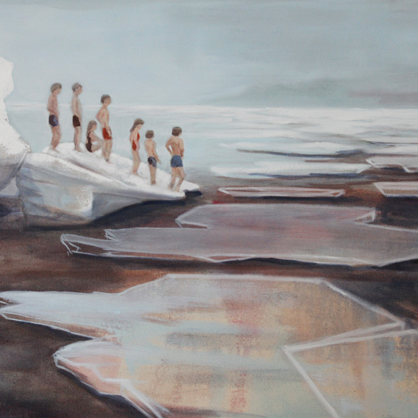 ice swimmers (2011)