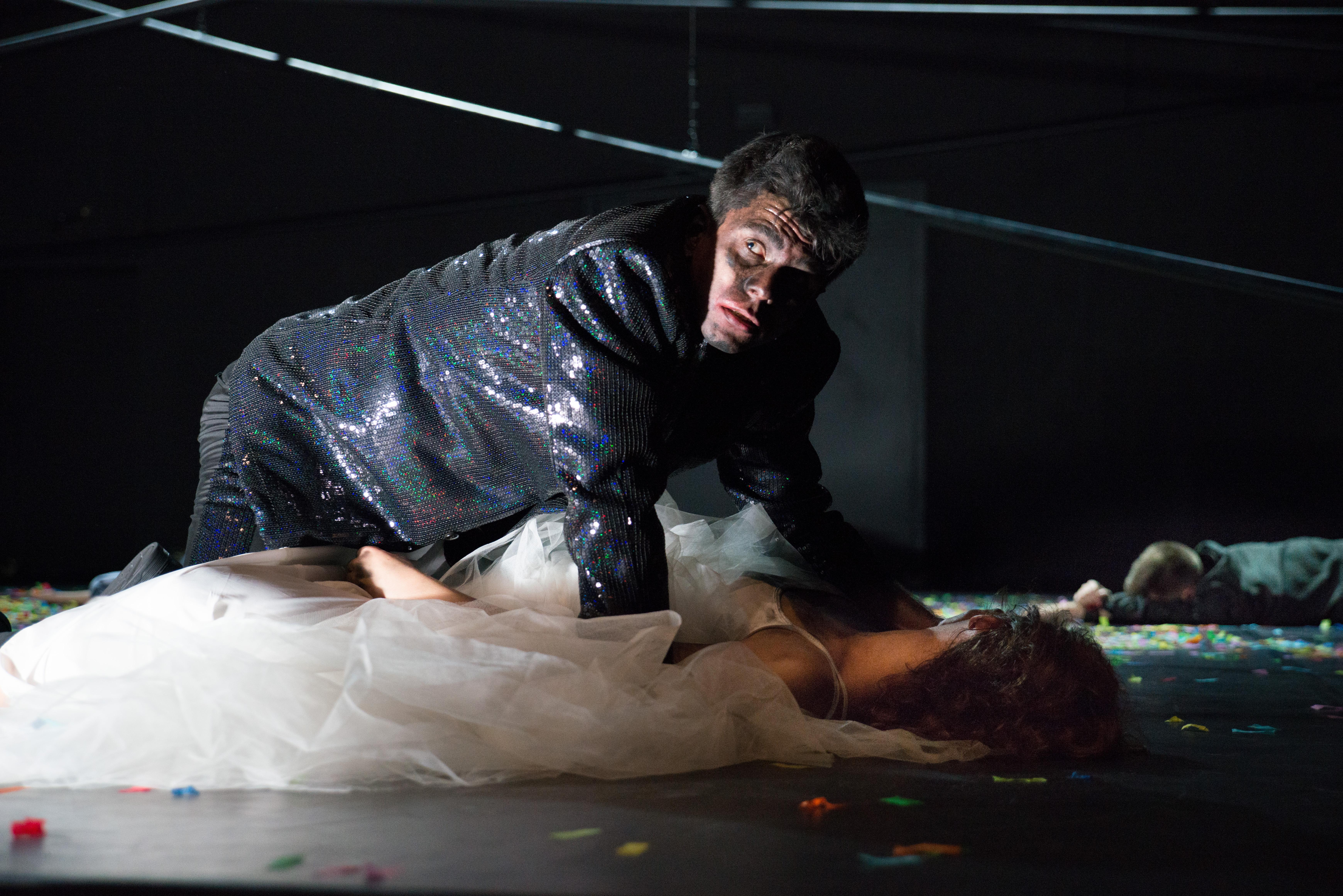 Othello, V AKT, Emilia(Fot. M.Stein)