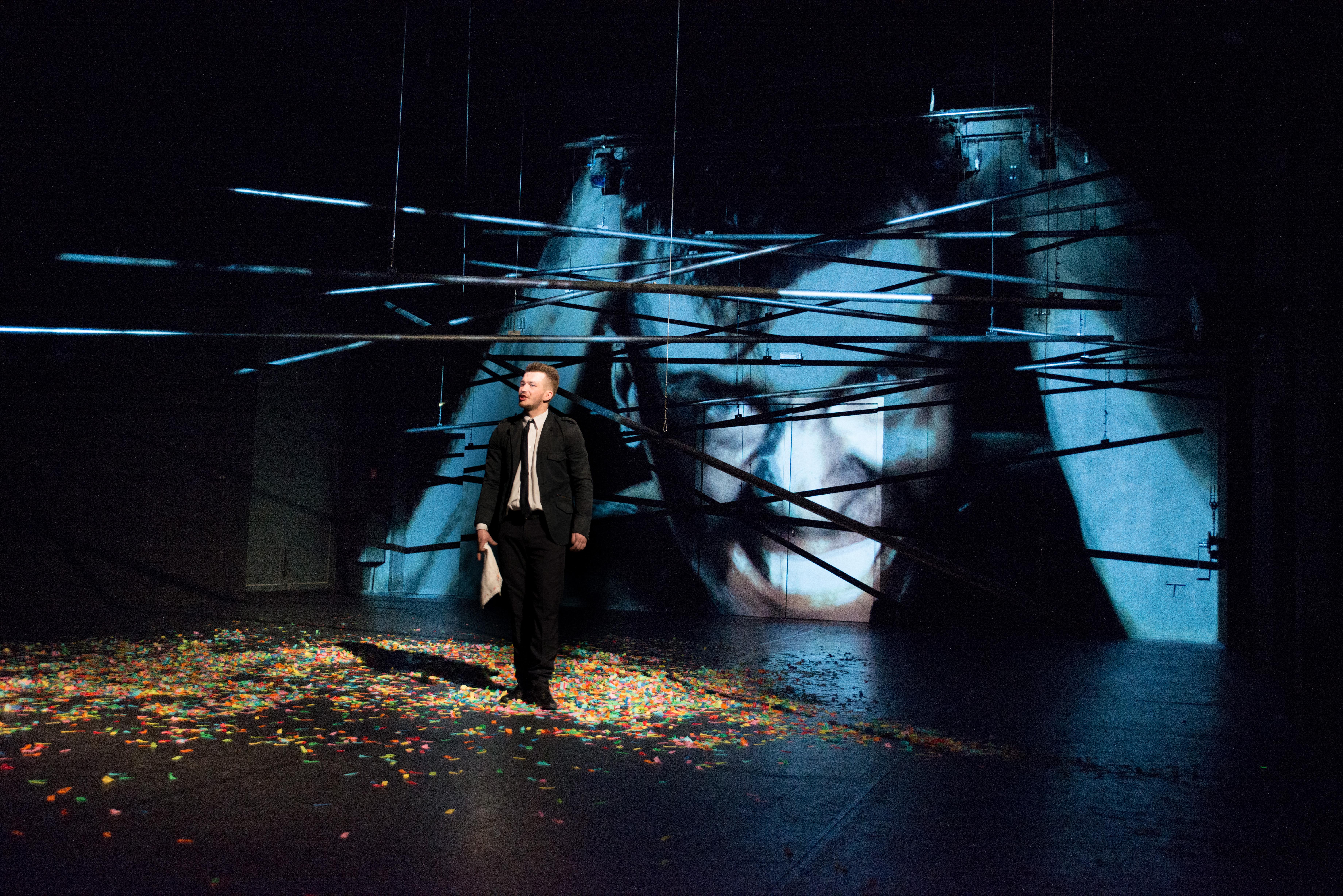 Othello, III Akt, (Fot. M.Stein)