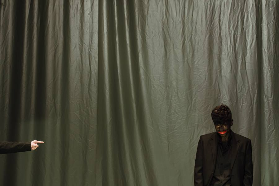 Othello, I Akt (Fot. B.Warzecha)