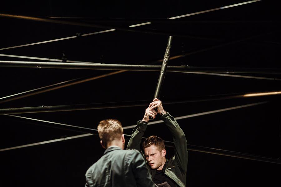 Othello, II Akt (Fot. B.Warzecha)