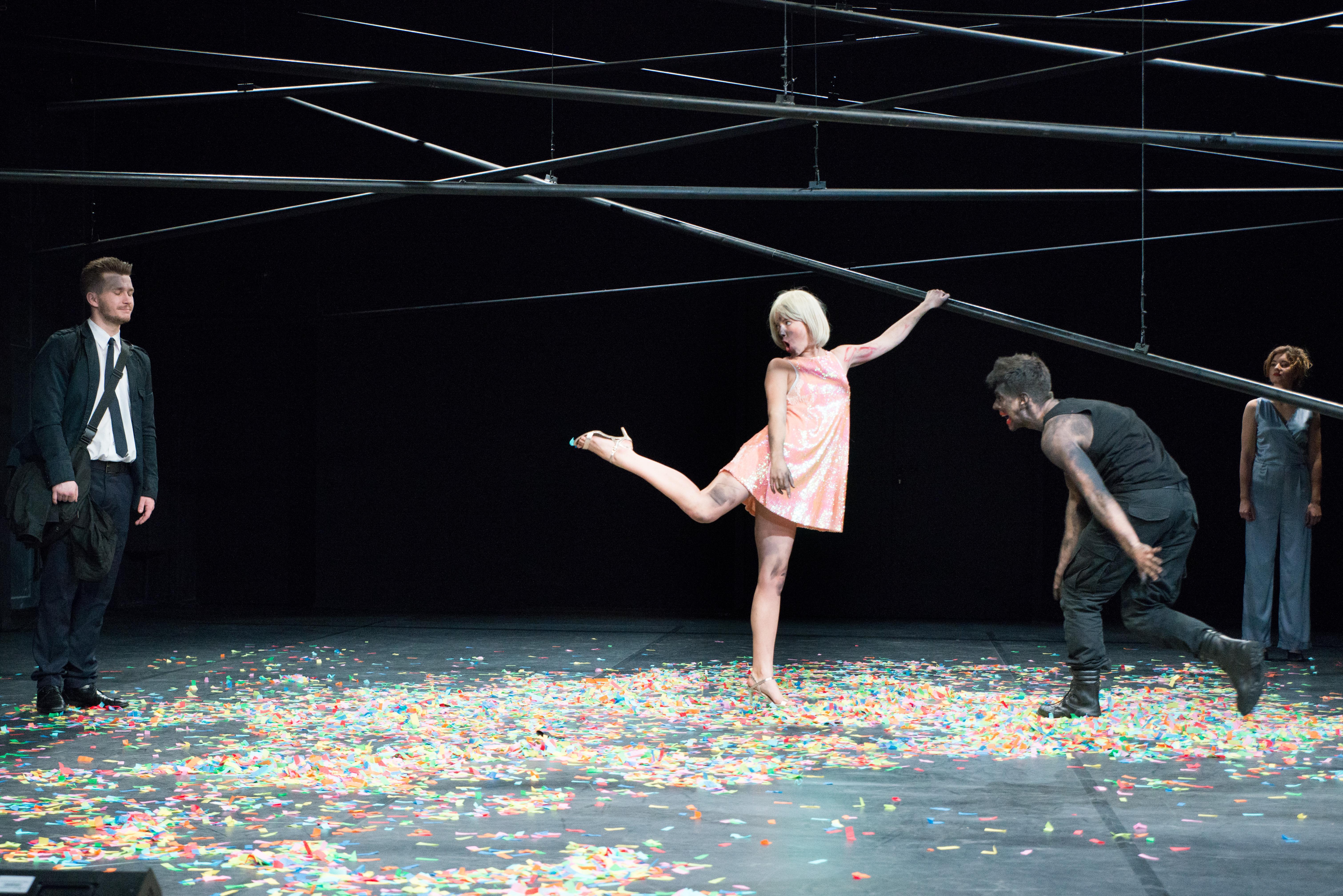 Othello, III Akt (Fot. M.Stein)