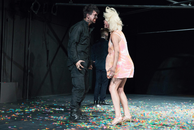 Othello, III Akt, das Taschentuch