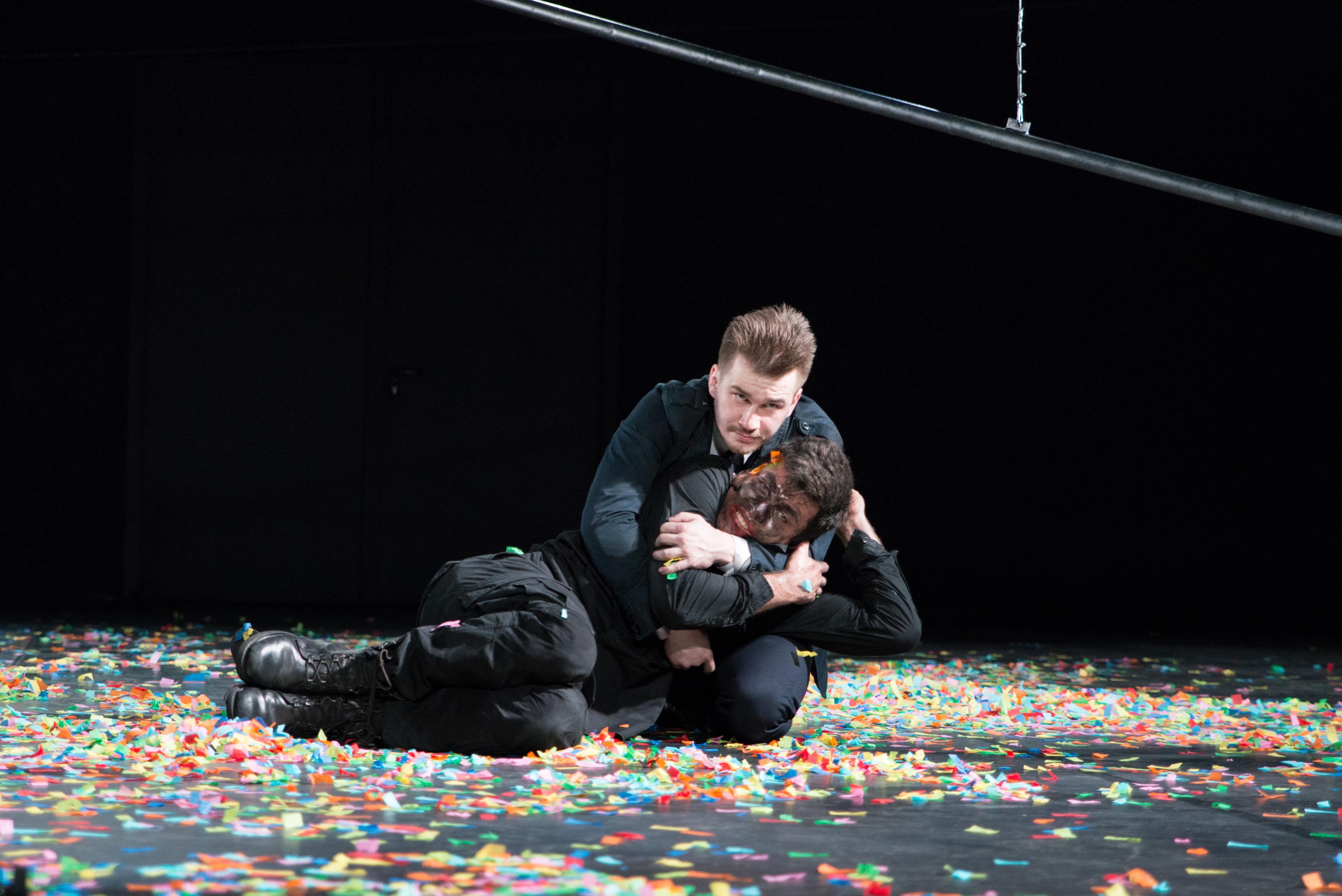 Othello, IV Akt, (Fot. M.Stein)
