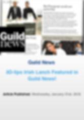 Guild News