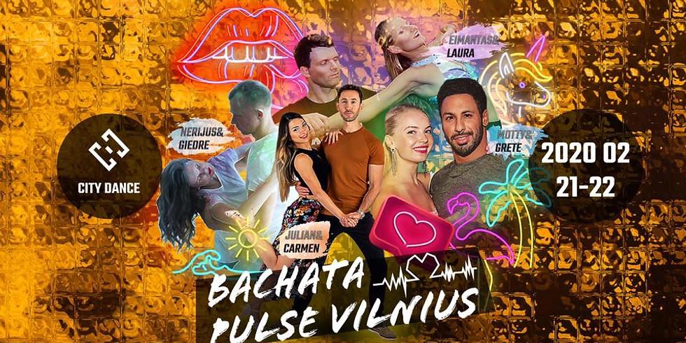 Bachata Pulse Vilnius