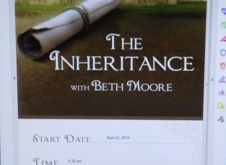 OUR Inheritance