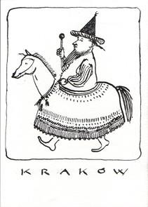 Kraków Lajkonik
