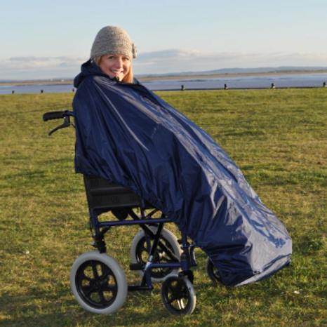 Splash Wheelchair Mac Unsleeved - L VAT EXEMPT