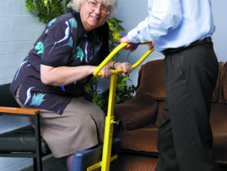Communication helps prevent infections in dementia patients