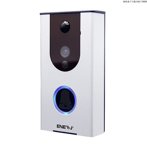 Wireless Video Door Bell with in-built Battery (APP Name ENERJ BELL)