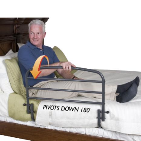 """Stander 30"""" Safety Bed Rail VAT EXEMPT"""