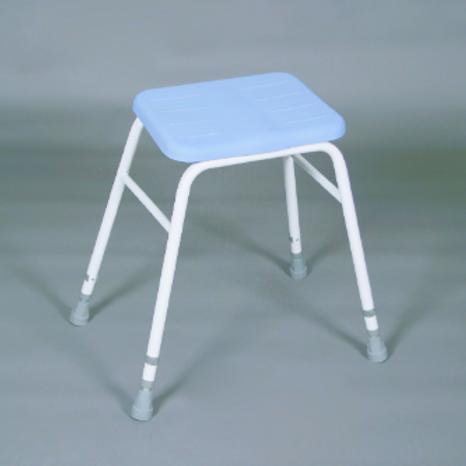 Perching Stool PU Seat - standard VAT EXEMPT