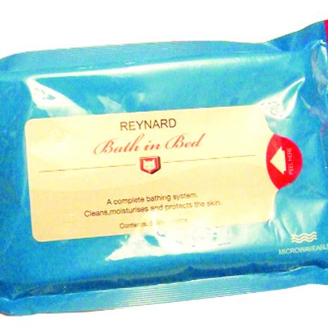 Bath in Bed wipes VAT EXEMPT