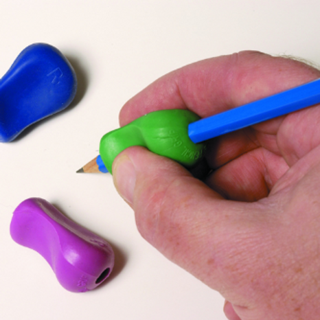 Soft Pencil Grips - Pack of 3