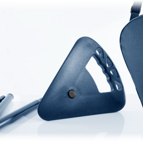 Flipstick Adjustable, Folding - Navy Blue