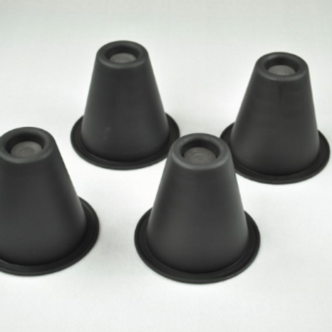 Cone Raisers - 140mm - set of 4 VAT EXEMPT
