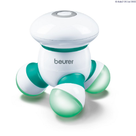 Beurer Mini Massager - Green