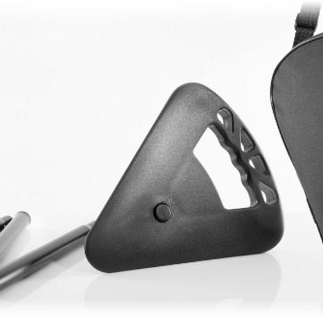 Flipstick Adjustable, Folding - Black