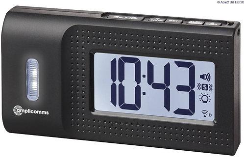 Portable Travel Clock TLC251 (VAT EXEMPT)