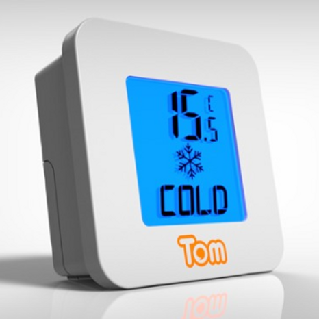 The Tom Digital Room Thermometer