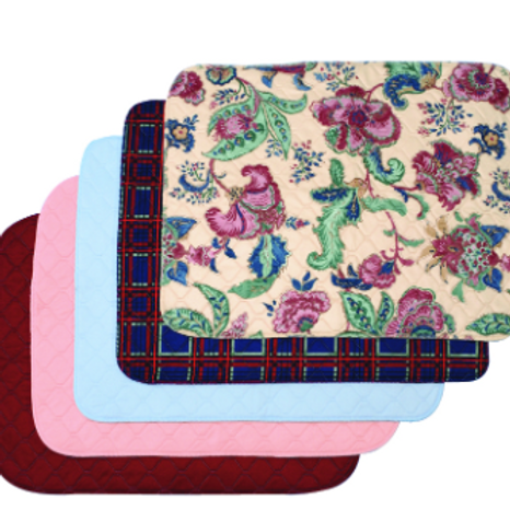 Seat Pad - Floral - Absorbs 1 litre VAT EXEMPT