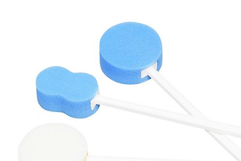 Long Bath Sponge Round VAT EXEMPT
