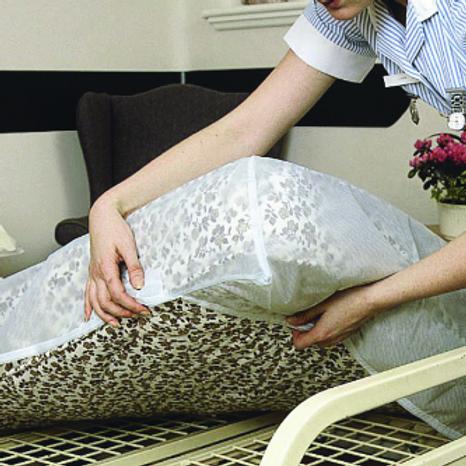 AllerZip - Small single mattress encasement