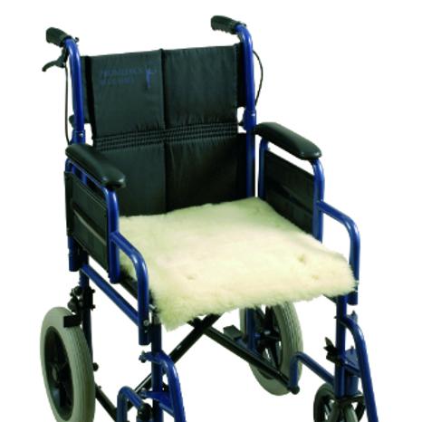 Wheelchair Seat Cover - Fleece VAT EXEMPT