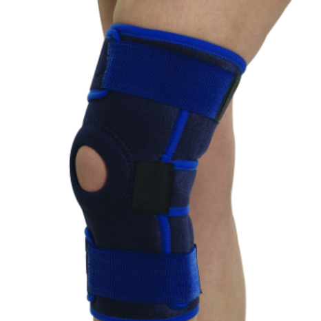 Neo G Stabilized Hinged Open Knee Support with Patella
