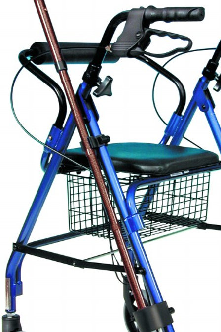Cane & Crutch Holder (Complete with fixings) VAT EXEMPT