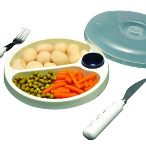 Stay Warm Feeding Dish