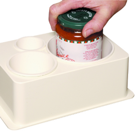 Spill Not Jar Holder