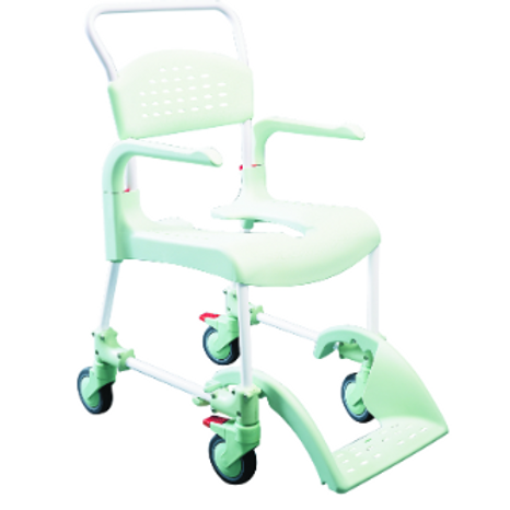 Clean Shower & Toilet Chair - Fixed Height VAT EXEMPT