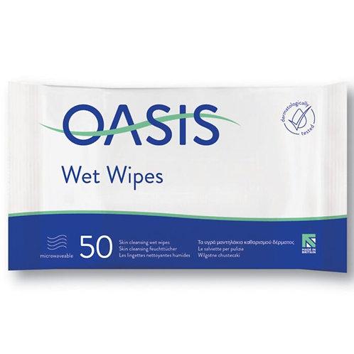 Oasis? Moist Wipes - 50 wipes per pack