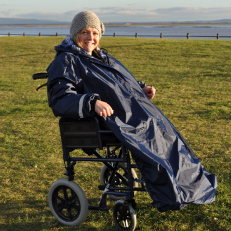 Splash Wheelchair Mac Sleeved - M VAT EXEMPT