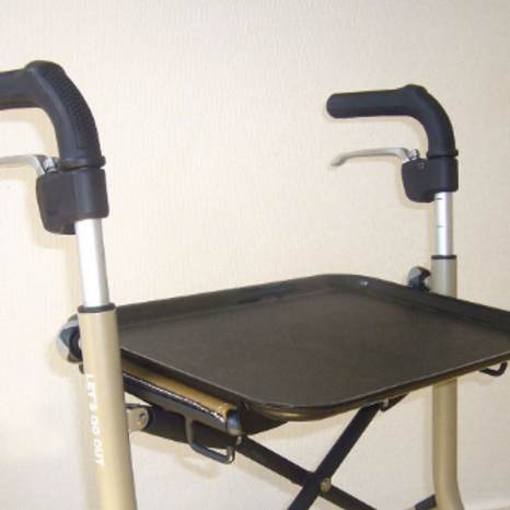 Lets Go Out Rollator - Tray VAT EXEMPT